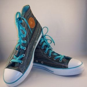 Converse All Star Hi Summer Crafted